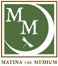Matina the Medium Logo